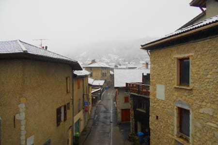 Chambre - Village montagnard - Huis