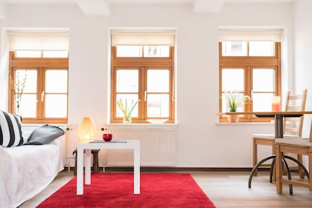 Apartment im Zentrum mit Balkon - Wolfenbüttel - Apartment