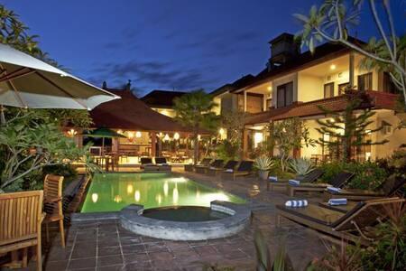 Pool View Deluxe - Inata Bisma Ubud