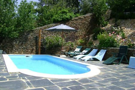 Bela Vista, private pool with house - Arganil