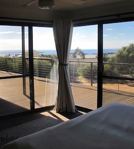 Luxury room with an amazing bayview
