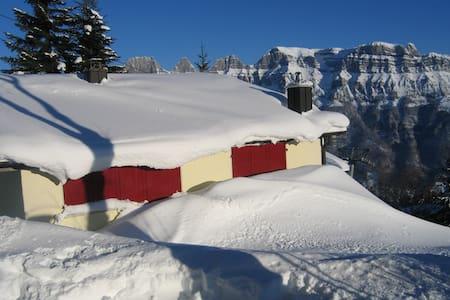Chalet Bella Vista - Flumserberge - Lomamökki
