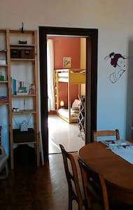 Espace partagé cosy, eco-friendly ! - Lakás