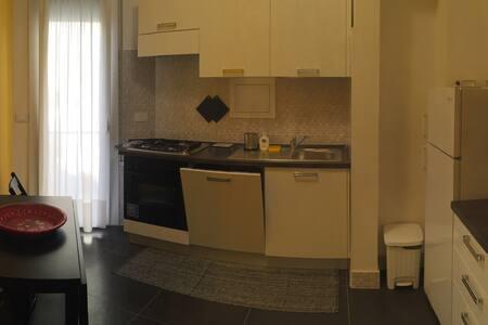 Bilocale grande in centro - Apartment