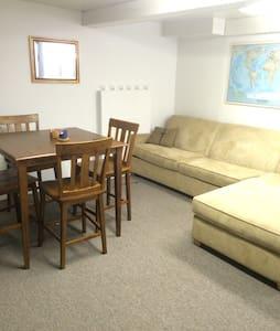 1 BR Apartment On Main Street!