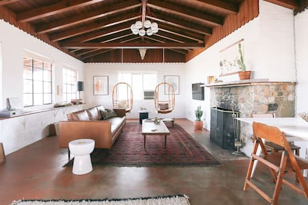 The Joshua Tree House - Joshua Tree - House