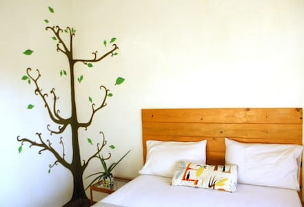 tranquil private room, casa mandala taganga - Bed & Breakfast