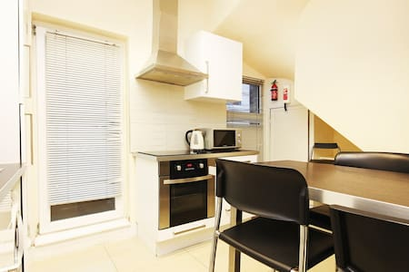 (TB04) Double Room London Bridge - London - House