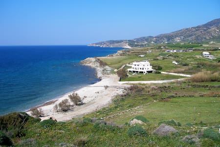 Villa Akrotiri – the Aegean view - Naxos