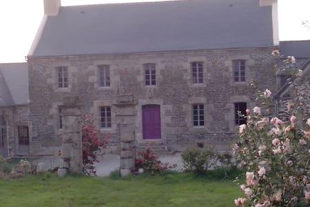 Chambre 36M² twin beds king size - Saint-Thélo