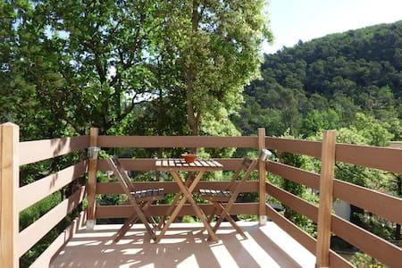 Bel appartement en lisière de forêt - Rocbaron