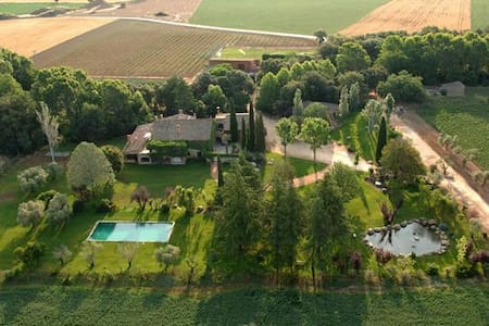 Mas Anglada: 110099 - Girona - Villa