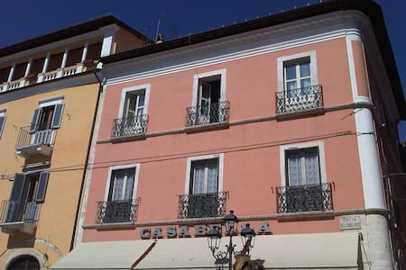 Lovely house - heart of Tagliacozzo - Wohnung