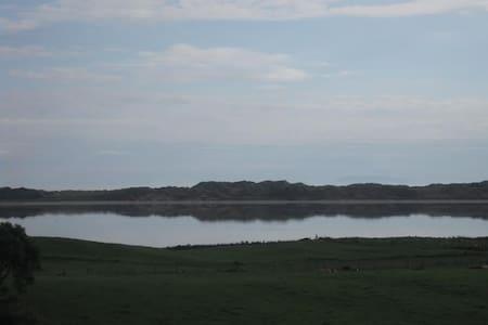 Panoramic Views of Bartra Island.