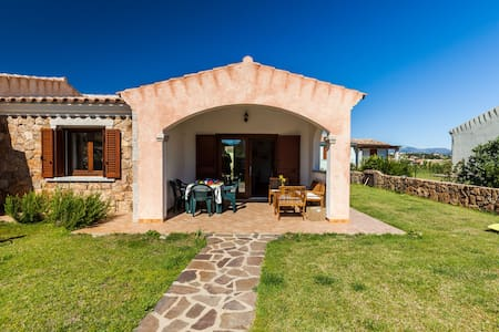 Detached house-beach-San Teodoro 15 - Villa