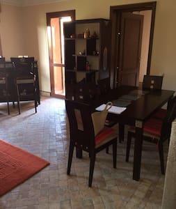 Appartement de charme marrakech