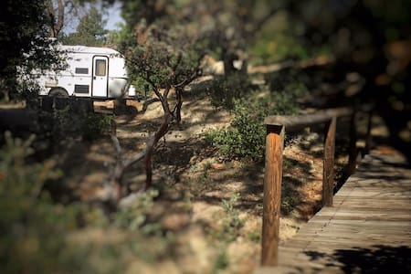 Idyllwild Mountain Casita - Camper/Roulotte