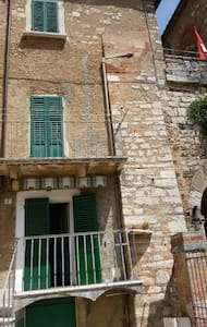 Appartment near Siena, thermal bath
