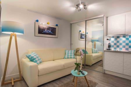 studio hyper center Le Marais