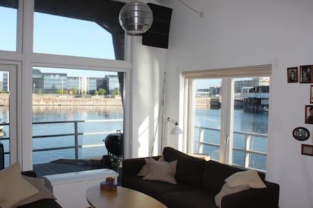 Fantastic Houseboat - Copenaghen