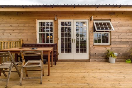 Deluxe chalet with HOT TUB - Pibsbury  - Chalet
