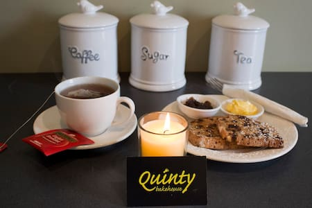 Wagga rural at famous Quinty bakery - Bed & Breakfast