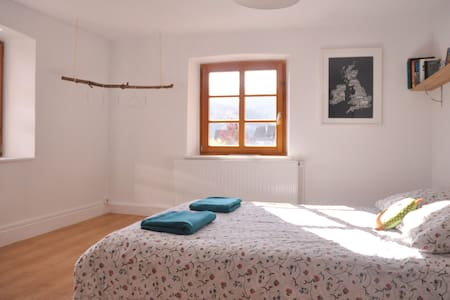 Comfortable room and countryside charm - Mollkirch - Haus