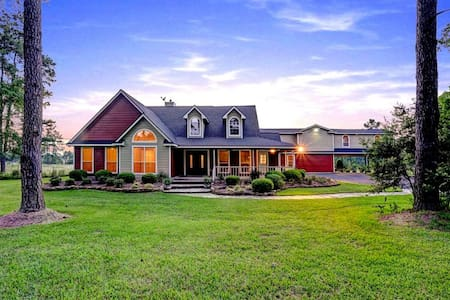 Maple Creek Bed and Breakfast--Whole B&B - Tomball - Penzion (B&B)