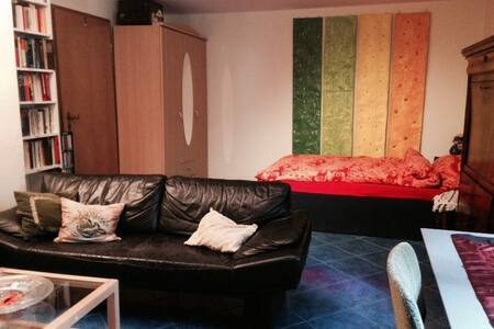 Tolles  Zimmer mit eigenem Bad - Erlangen - Dom