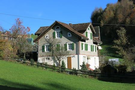Silbergasse (Zentralschweiz) - Morschach - House