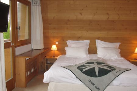 "chambre ""chouette"" - Chalet"