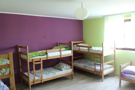 Shared room in Smederevo - Szoba reggelivel