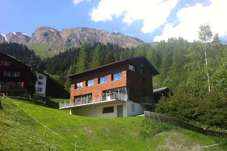 Ferien Haus am Schollabach, bei Splügen - Splügen - Hus