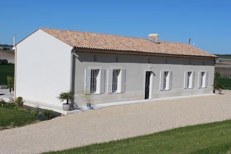 Gîte rural de Trémont - Saint-Bonnet-sur-Gironde