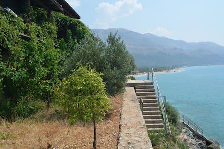 Two Floor, Seaside Stone Villa - Villa