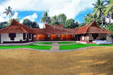Emerald Isle - A boutique Stay,backwaters Alleppey - Szoba reggelivel