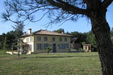 A french cottage 'Art de Vivre' - Villaudric - Huis