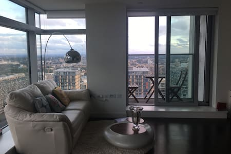 29th floor, 5 star service flat - Appartement
