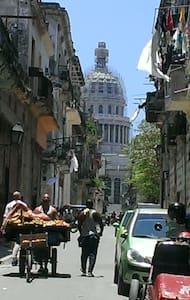 Apartamento Tiro Capitolio - La Habana - Apartamento