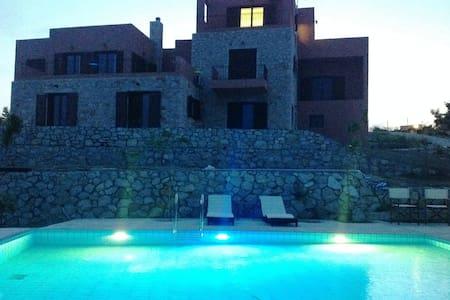 Rhodes Retreat - Mirsini - Apartment