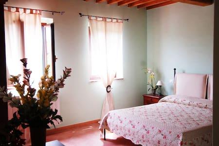 Nel cuore della campagna toscana - Orentano - Bed & Breakfast