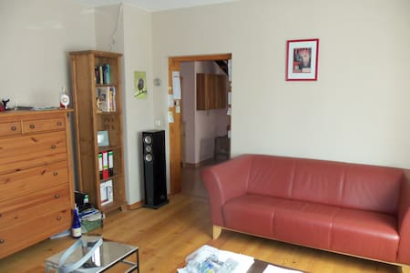 Flat at foot of the Augustusburg - Apartamento