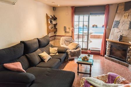 Habitación doble privada - Casa