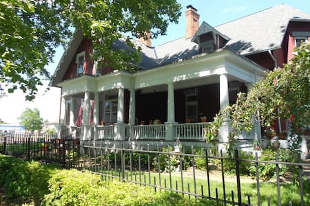 The Haven on Vine Bed & Breakfast - Marion - Bed & Breakfast