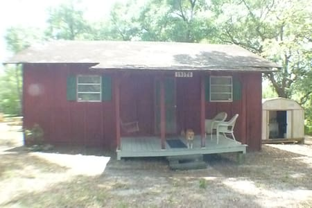 Rustic 2 Bedroom Adjoins 600 Sq Mile Nation Forest - Ocklawaha - House