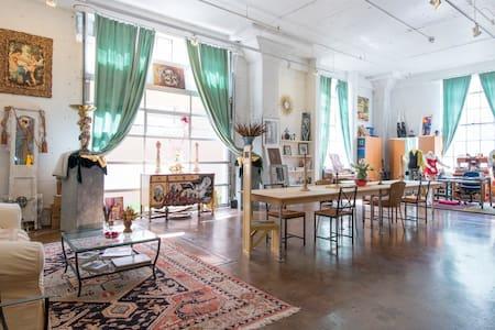 Eclectic Jack London loft - Oakland - Loft
