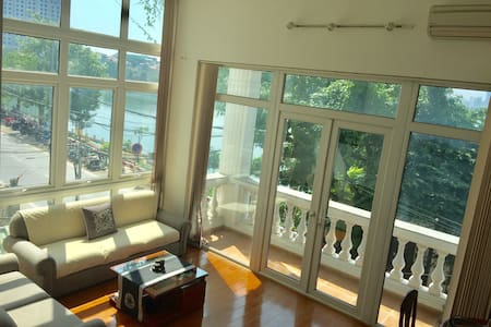 Cosy fully furnished apartment with Westlake View - Lakás