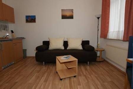 Einraumappartment im Zentrum - Apartment