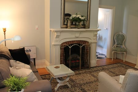 French Country suite near downtown