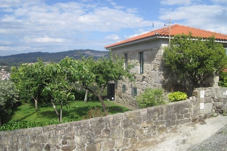 Casa Martinho Rustic House in contry near Porto - House